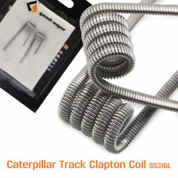 Geekvape Caterpillar SS316L Track Coil Fertigwickelung (2er Pack)