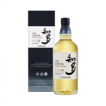 Suntory Whisky The Chita Single Grain Japanischer Whisky 43% Vol. 700ml