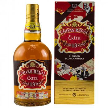 Chivas Regal 13 Jahre Cherry Cask Blended Scotch Whisky 40% Vol. 1000ml