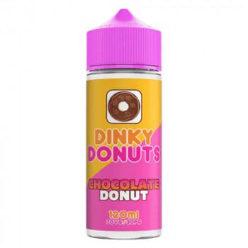 Chocolate Custard 100ml Shortfill Liquid by Dinky Donuts