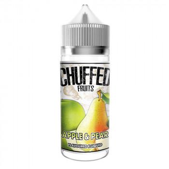 Apple & Pear 100ml Shortfill Liquid by Chuffed