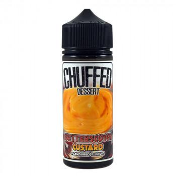 Butterscotch Custard 100ml Shortfill Liquid by Chuffed