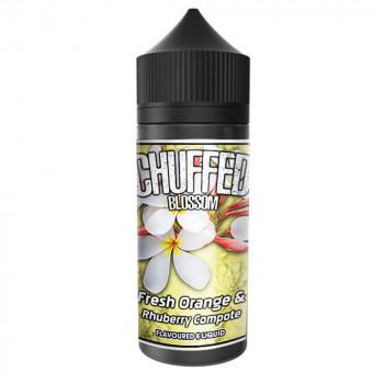 Fresh Orange & Rhuberry Compote 100ml Shortfill Liquid by Chuffed