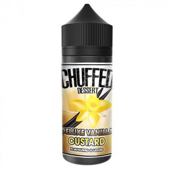 Deluxe Vanilla Custard 100ml Shortfill Liquid by Chuffed Dessert