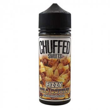 Fizzy Cola Bottles 100ml Shortfill Liquid by Chuffed