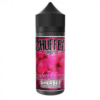 Raspberry Sherbet 100ml Shortfill Liquid by Chuffed Sweets