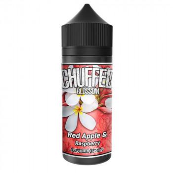 Red Apple & Raspberry 100ml Shortfill Liquid by Chuffed