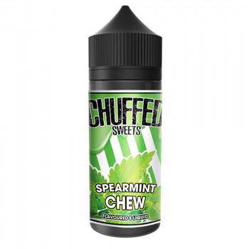 Spearmint Chew 100ml Shortfill Liquid by Chuffed