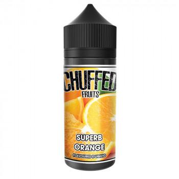 Superb Orange 100ml Shortfill Liquid by Chuffed