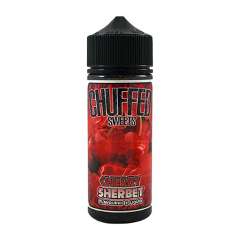 Cherry Sherbet 100ml Shortfill Liquid by Chuffed