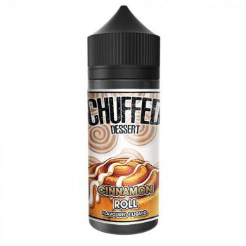 Cinnamon Roll 100ml Shortfill Liquid by Chuffed