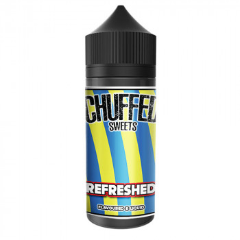 Refreshed 100ml Shortfill Liquid by Chuffed Sweets