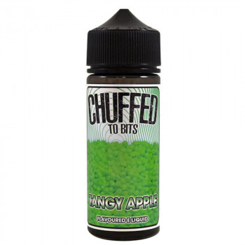 Tangy Apple 100ml Shortfill Liquid by Chuffed To Bits