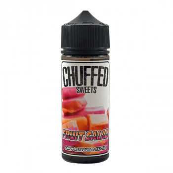 Fruit Salad 100ml Shortfill Liquid by Chuffed