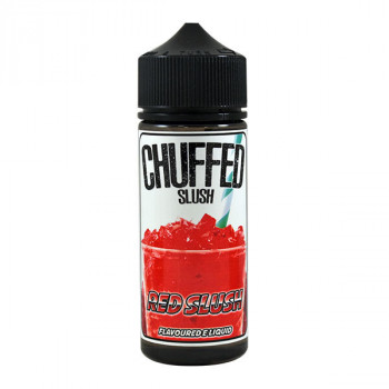 Red Slush 100ml Shortfill Liquid by Chuffed