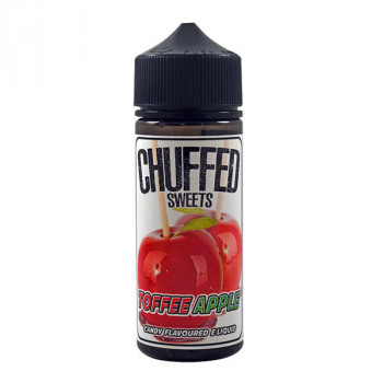 Toffee Apple 100ml Shortfill Liquid by Chuffed