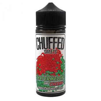 Watermelon & Cherry - Sweets 100ml Shortfill Liquid by Chuffed