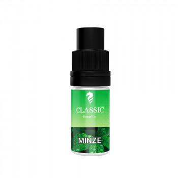 Minze 10ml Aroma by Classic Dampf