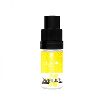 Vanille 10ml Aroma by Classic Dampf