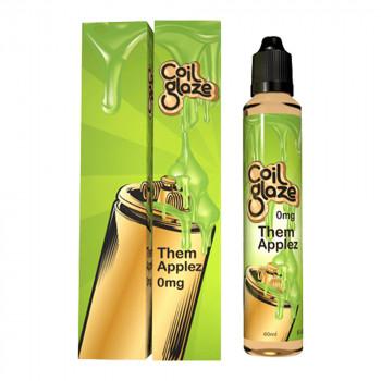 Them Applez 50ml Shortfill e Liquid by Coil Glaze