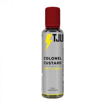 Colonel Custard 20ml Longfill Aroma by T-Juice