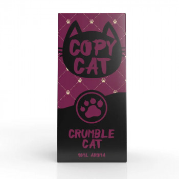 Crumble Cat 10ml Aroma by Copy Cat