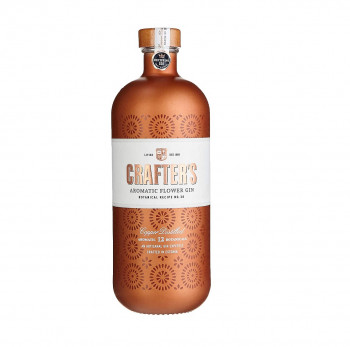Crafters Aromatic Flower Gin 44,3% Vol. 700ml