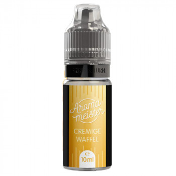 Cremige Waffel 10ml Aroma by Aromameister