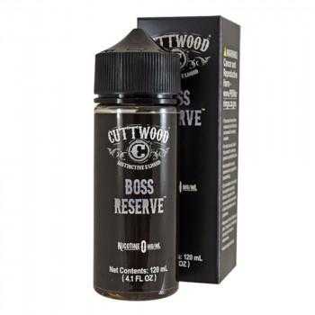Boss Reserve 100ml Shortfill Liquid by Cuttwood Classic