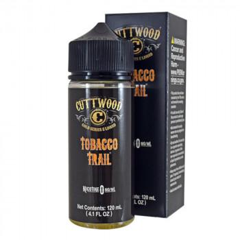 Tobacco Trail 100ml Shortfill Liquid by Cuttwood Classic
