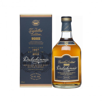 Dalwhinnie Distillers Edition Single Malt Scotch Whisky 43% vol. 700ml