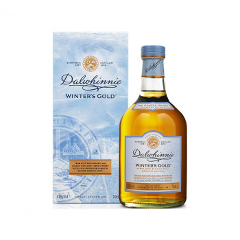 Dalwhinnie Winters Gold Highland Single Malt Scotch Whisky 43% Vol. 700ml
