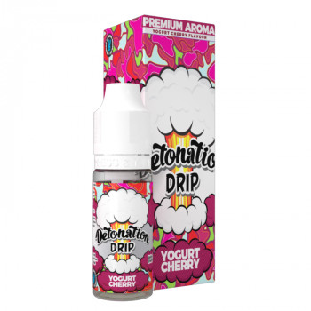 Yoghurt Cherry 10ml Aroma by Detonation Drip