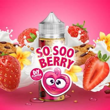 So So Berry (40ml) Plus e Liquid by Dexter Juice Lab