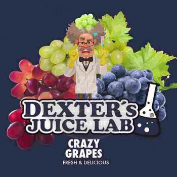 Dexter Aroma Crazy Grapes 10ml Aroma MHD Ware