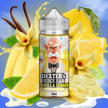 Vanilla Lemon 30ml Bottlefill Aroma by Dexter's Juice Lab