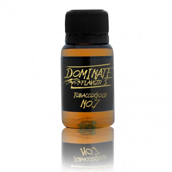 Tobacco Gold No.7 Aroma 15ml by Dominate Flavors