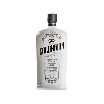 Dictador Ortodoxy Colombian Aged Gin White 43% Vol. 700ml