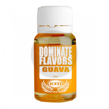 """Iced Guava """"spritzig""""  Aroma 15ml by Dominate Flavors"""