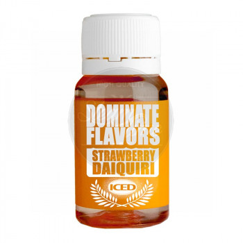 Iced Strawberry Daiquiri Aroma 15ml by Dominate Flavors