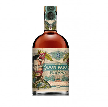 Don Papa Rum Baroko 40.0% Vol. 700ml
