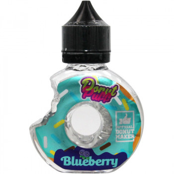 Donut Puff BlueBerry (50ml) Plus e Liquid by Vapempire