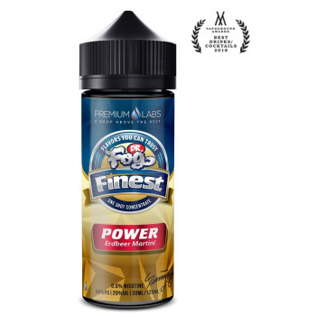 Power 30ml Bottlefill Aroma by Dr. Fog Finest