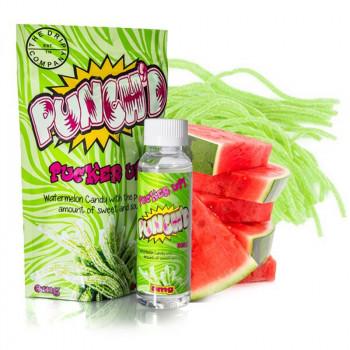 Punch'd Watermelon PLUS 50ml by The Drip Co. e Liquid