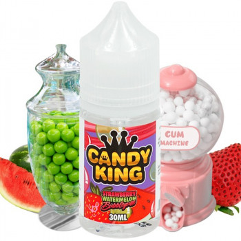 Strawberry Watermelon Bubblegum 30ml Aroma by Candy King
