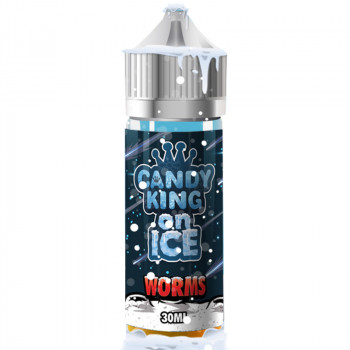 Worms Candy King on Ice Serie 30ml Longfill Aroma by Drip More