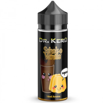 SchokoVanille 18ml Bottlefill Aroma by Dr. Kero & Dampfdidas