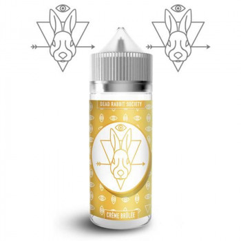 Gold White (100ml) Plus e Liquid by Dead Rabbit Society