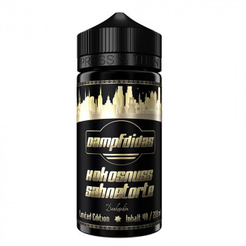 Kokosnuss Sahnetorte Limited Edition 40ml Longfill Aroma by Dampfdidas