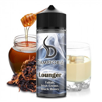 Lounger 10ml Longfill Aroma by Dampforia